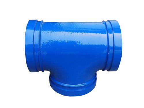 东营给水沟槽管件