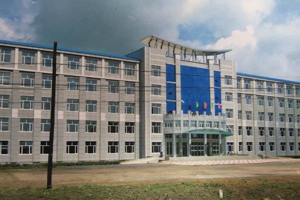 黑龍江建三江醫院工程
