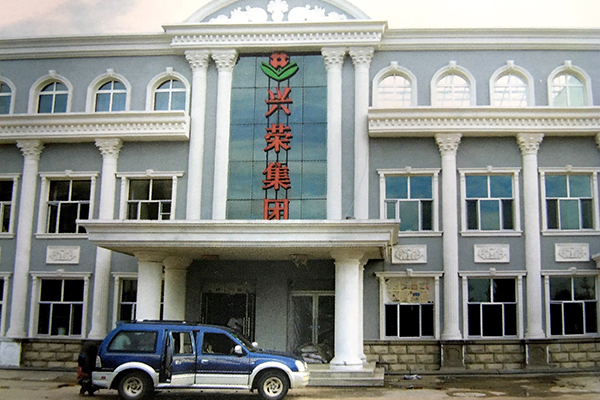 大慶市興榮酒店工程