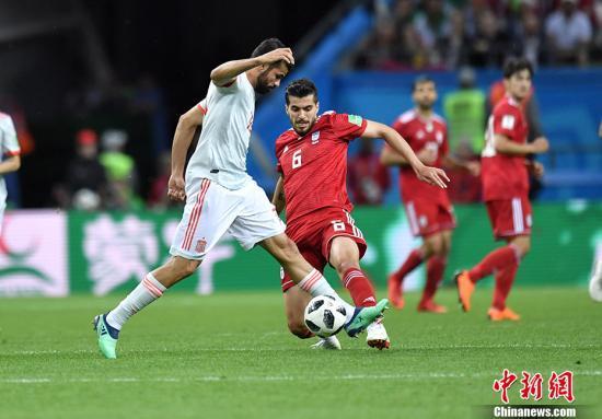 伊朗进球被VR裁判判越位无效憾负西班牙_云浮五金耗材厂