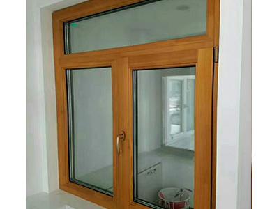 金属铝包木窗