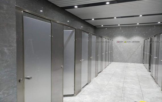卫生间隔断墙有哪些?