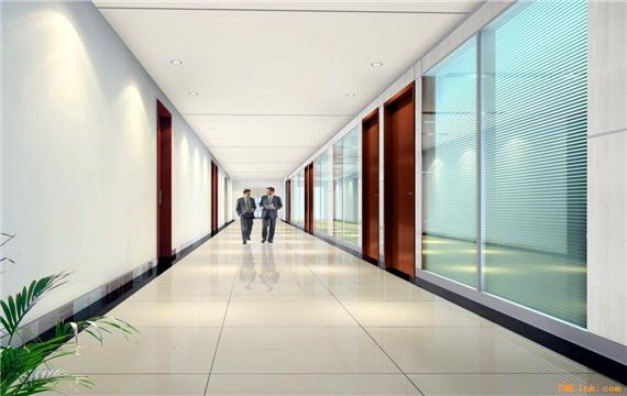 办公室装修使用高隔间的优势及用途