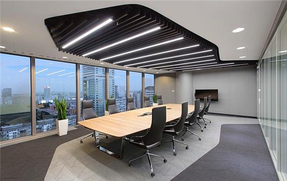 办公室装修高隔断的类型