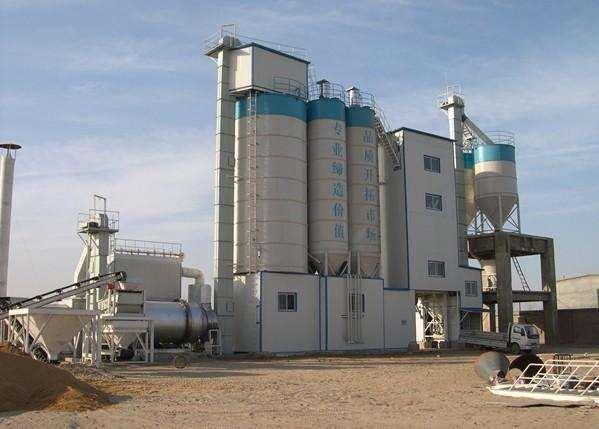 干粉砂浆设备上料慢、不正常的原因