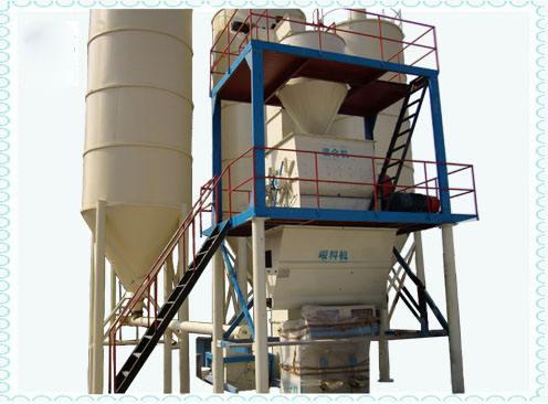 山东干粉砂浆生产设备