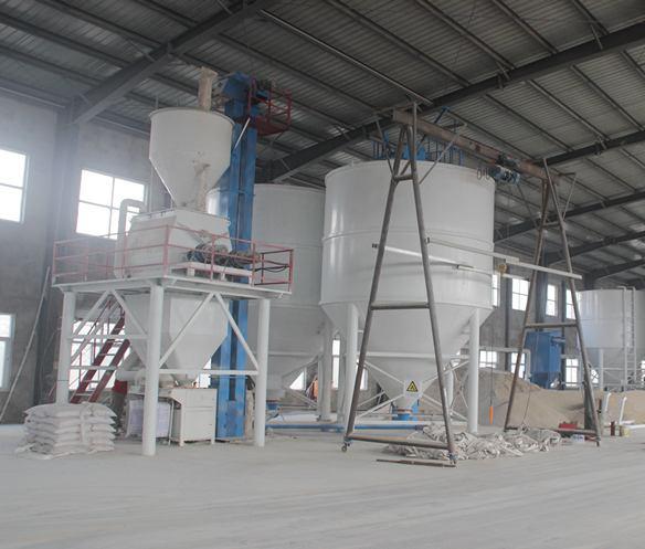 干粉砂浆设备