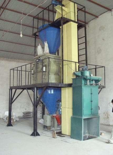 天津全自动干粉砂浆设备