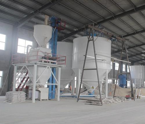 干粉砂浆全套设备的应用范围