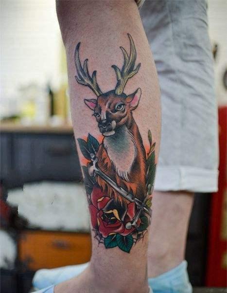 西安知名纹身店
