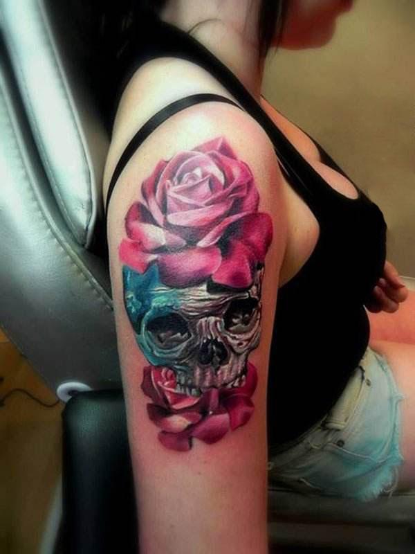西安的纹身店