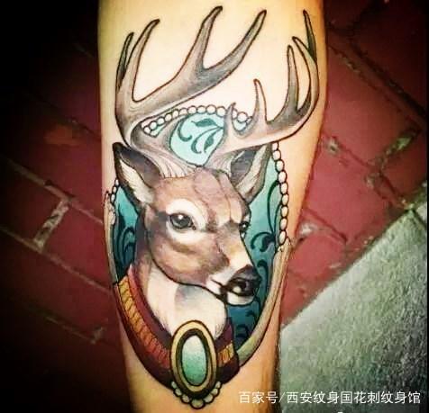 西安纹身馆