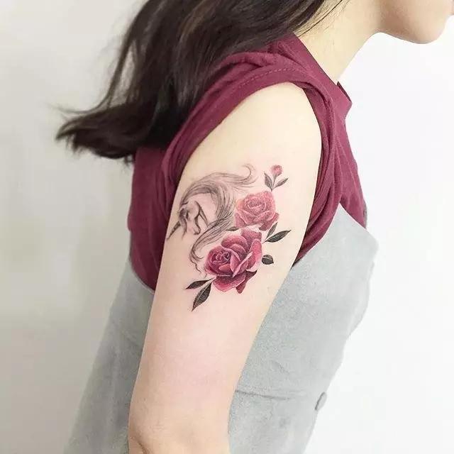 西安纹身认准西安国花刺纹身馆