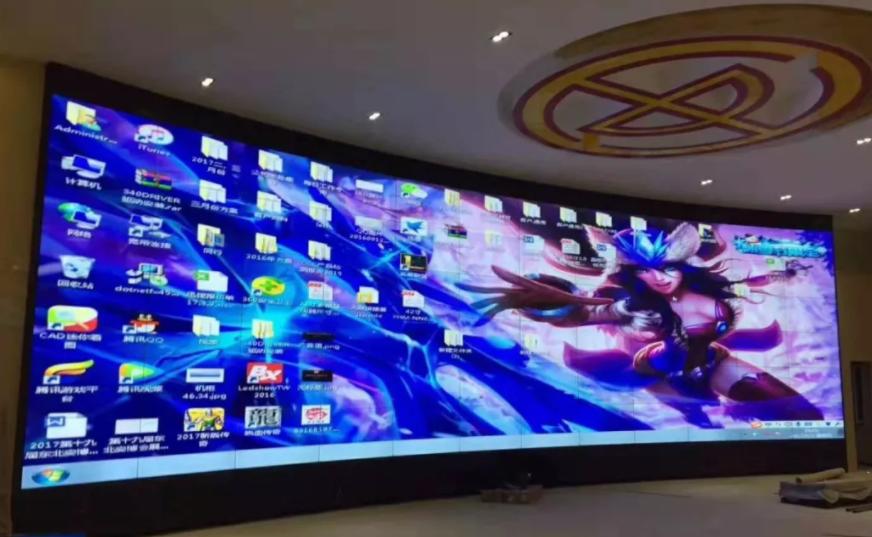 为何小间距LED显示屏更适合指挥中心可视化需求?