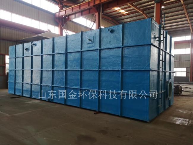 山东农村地埋式污水处理设备