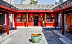 青筒瓦是使用,豐富了仿古建筑的材料使用!