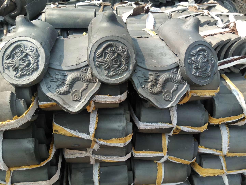 四川古建砖瓦厂家仿古青瓦艺术以及仿古青瓦价格