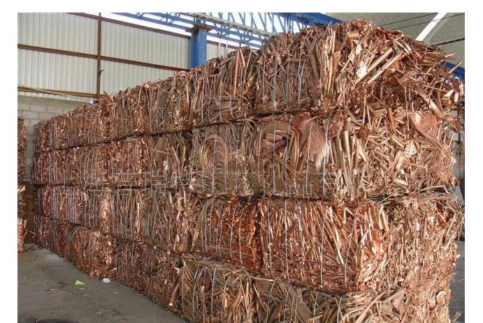 我国废铜回收加工市场概况