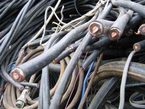 废铜电缆回收