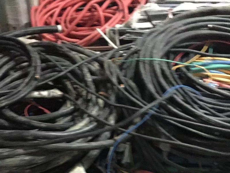 废电缆线回收