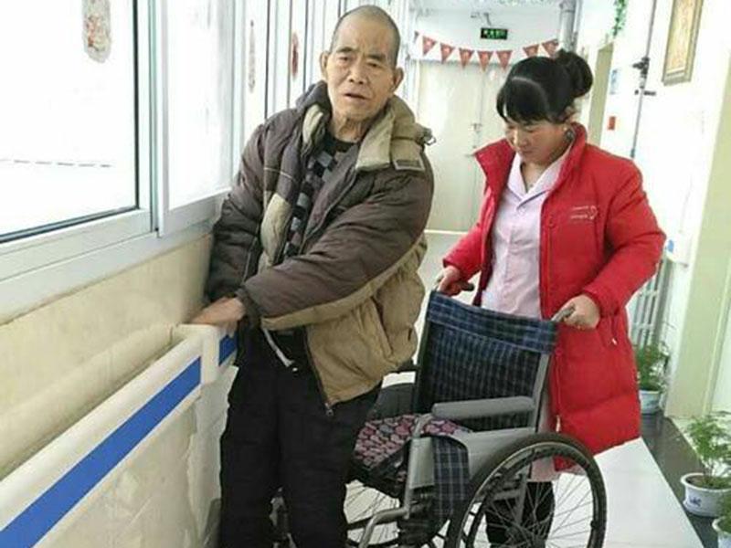 生活不能自理老人住桂林养老院有哪些好处