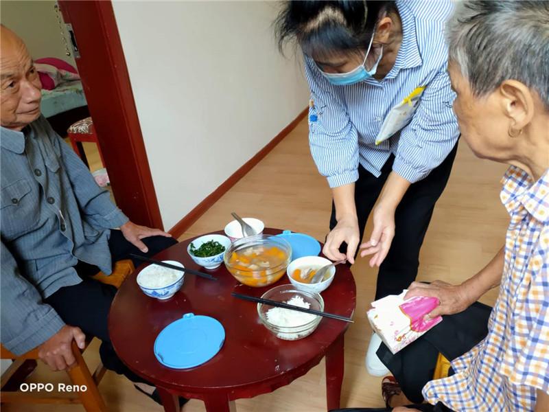 老年公寓用餐服务