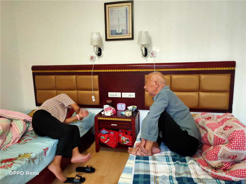 老年公寓房间设施