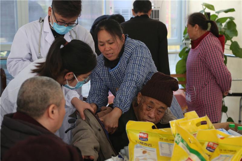 桂林秀峰桂林惠福养老院体检