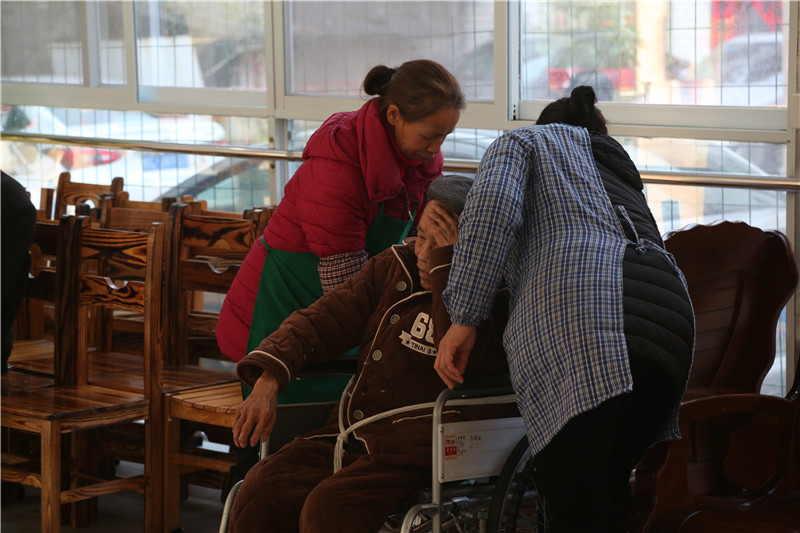桂林老年公寓体检服务