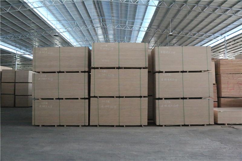 广西优质免漆生态板批发厂家告诉你生产多层生态板时的热压压力