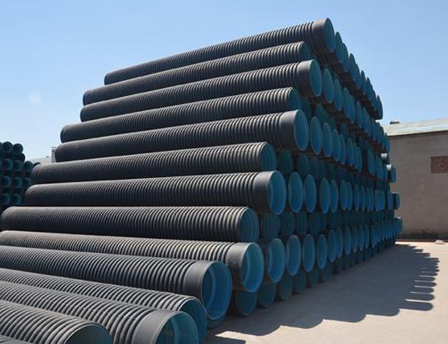 高密度聚乙烯雙壁波紋管