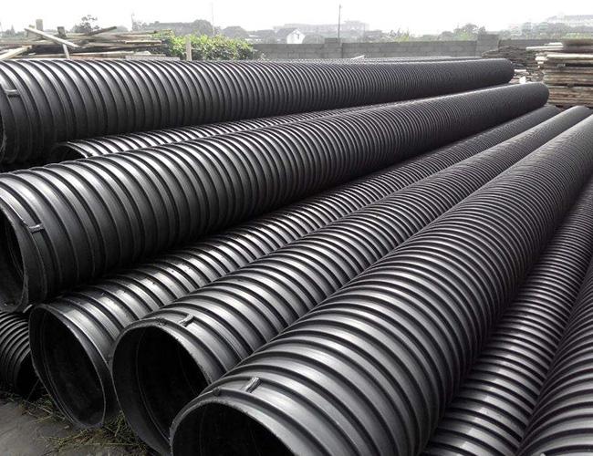 塑鋼纏繞管