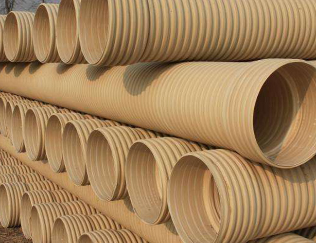 浅析了解福建PVC双壁波纹管到底是什么?
