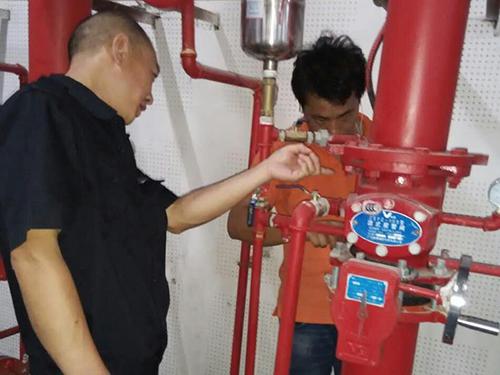 消防检测公司介绍有关消防设施检测相关知识!