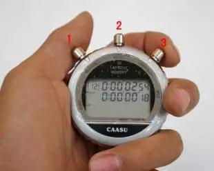消防检测中秒表的应用范围及使用方法?
