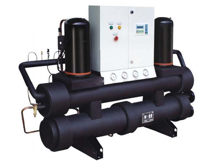 蘭州分體式工業冷水機安裝