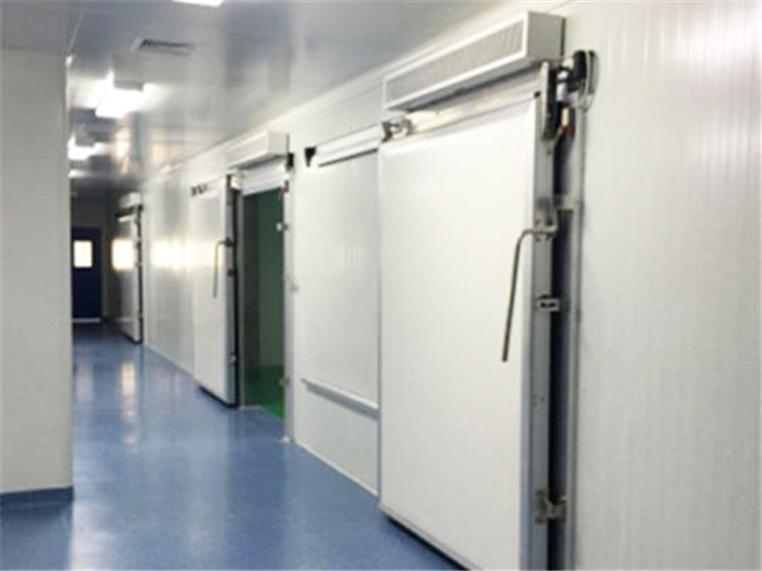 金海生儲存冷庫設計安裝案例