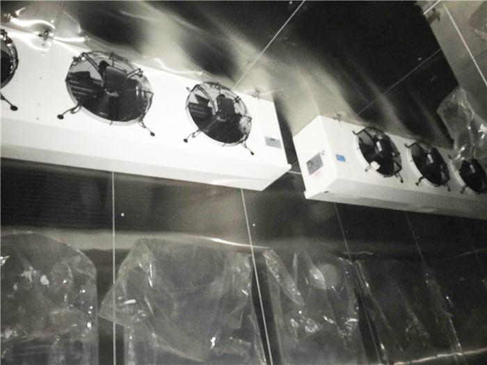 蘭州大學實驗室醫藥冷庫設計安裝工程