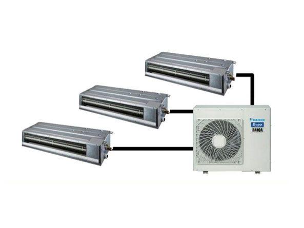 蘭州戶式中央空調維修價格