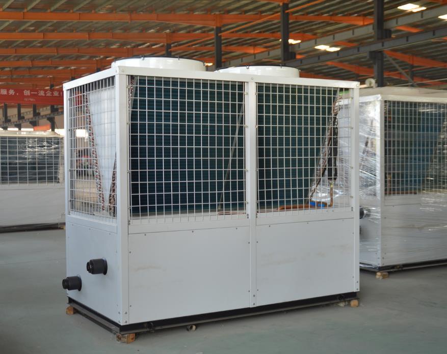 蘭州超低溫空氣源熱泵安裝