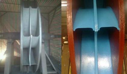 循环风机防腐修复项目