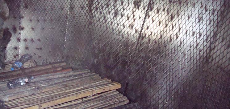 电厂分离器耐磨项目