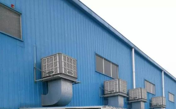 钢结构厂房通风方案
