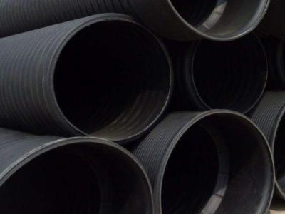 PVC排水管廠家分享HDPE雙壁波紋管的特點