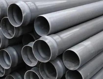 PVC管廠家淺談PVC管與PE管的區別是什么?