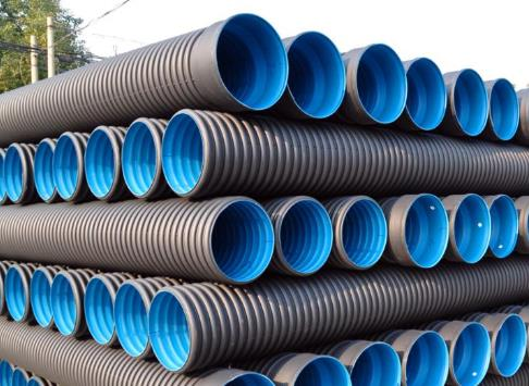 PE給水管廠家簡述PE雙壁波紋管有哪些優點?
