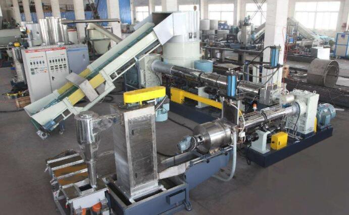 塑料造粒機械