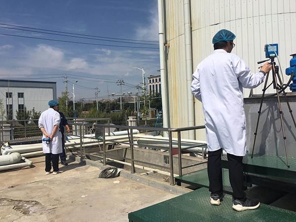 甘肃环境空气监测