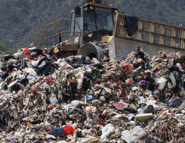 简单说一下固废的种类及随意排放固废的危害