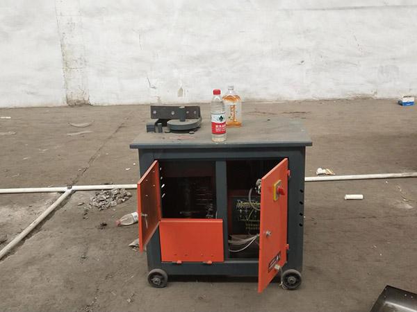 蘭州電焊工實訓現場